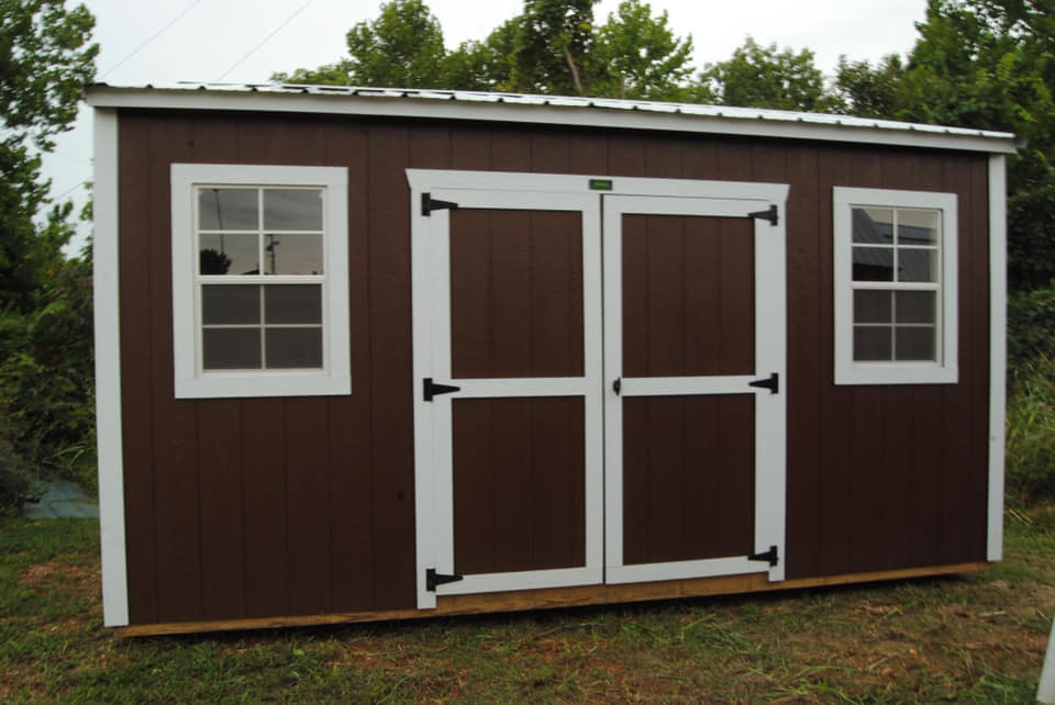 CB10 Portable Buildings and Carports